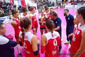 """Volley Soverato: si riparte, al """"Pala Scoppa"""" arriva Montecchio"""