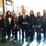 Provincia di Catanzaro – Otto dipendenti part time firmano il contratto per l'incremento delle ore di lavoro settimanali da 18 a 32