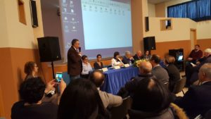 Oggi al Sant'Andrea Hospice si è svolto un convegno sulle cure palliative