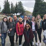 """Delegazione dell'ITT """"G. Malafarina"""" di Soverato in Grecia"""