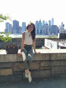 Ida la donna che New York la vive da protagonista