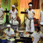 """Reggio Calabria incantata dalla magia di Bahia. standing ovation per Gilberto Gil, protagonista di """"Preludio"""""""