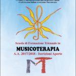 Parte a Lamezia Terme il corso triennale di formazione in Musicoterapia