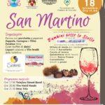 Sabato 18 Novembre la Festa di San Martino a Soverato