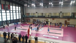 Volley Soverato corsaro a Milano. Club Italia ko