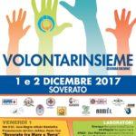 """L'1 e il 2 Dicembre a Soverato la festa delle associazioni """"VolontarInsieme"""""""