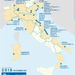 """A Soverato assegnata la """"Bandiera gialla"""" della ciclabilità italiana"""