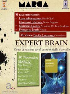 """Domani a Catanzaro la presentazione del libro """"Expert brain"""" del neuroscienziato Antonio Cerasa"""