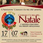 """""""Catanzaro è la mia città… Natale"""" concorso di presepi artigianali nel centro storico"""