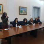 Chiaravalle Centrale, la violenza di genere raccontata da Anna Macrì