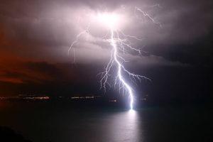 Nuova Allerta Meteo in Calabria, ancora pioggia e vento forte