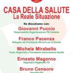 Lunedì 6 Novembre a Chiaravalle incontro sulla situazione della Casa della Salute