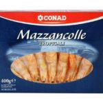 Batterio nelle mazzancolle tropicali surgelate, Conad dispone il ritiro dai supermercati
