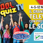 Al Centro Commerciale Due Mari arriva lo School Quiz Tv!