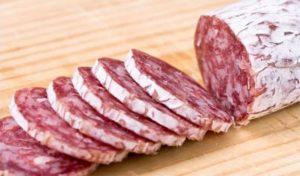Richiamato salame per presenza di Salmonella. Non consumare e riportare al punto vendita