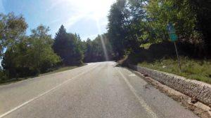 """Anas – Provvisoriamente chiusa la Strada statale 109Bis """"della Piccola Sila"""" a Catanzaro"""