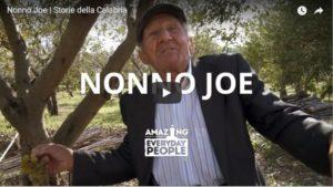 VIDEO | Storie della Calabria – Nonno Joe