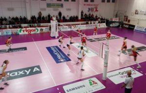 Volley Soverato – Vittoria da tre punti con Montecchio