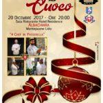 Montepaone – Mercoledì 20 dicembre il XIX Natale del Cuoco