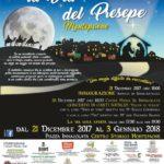 "A Montepaone dal 21 Dicembre al 3 Gennaio ""La Via del Presepe"""