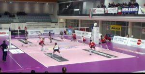 Volley Soverato – Sconfitta a Trento da archiviare in fretta