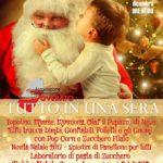 """Soverato – Domenica 17 dicembre per i bimbi """"Tutto in una sera"""""""