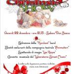 """Satriano Marina – Venerdì 22 dicembre il """"The Christmas Show"""""""