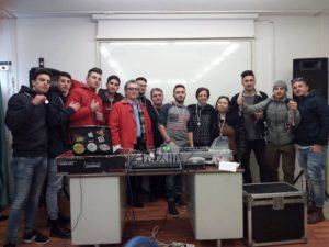 """All'Istituto """"Petrucci Ferraris Maresca"""" di Catanzaro una settimana di sport e non solo insieme ad """"Universo Minori"""""""