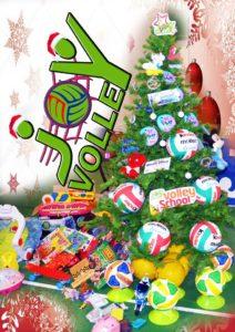 Joy Volley: grande successo per il Christmas Volley e Giocami Ancora