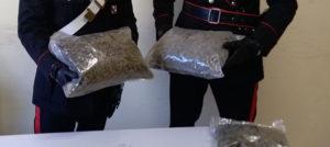 Oltre tre chili di droga nel furgone, arrestato 44enne