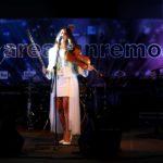 """Erika Piras 16 anni """"la cantante con il violino"""" presenta ARIA"""