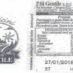 Contaminazione di prodotti caseari calabresi da Listeria Monocytogenes