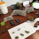 Trovato con la droga in casa, 29enne arrestato