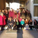 Delegazione di docenti dell'Itt Malafarina di Soverato in Grecia