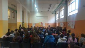 """La Polizia Postale incontra gli alunni della scuola """"G. Bianco"""" di Sersale e Zagarise"""