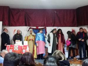 Ospiti delle Strutture residenziali psichiatriche di Girifalco realizzano rappresentazione teatrale dedicata al Natale
