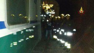 VIDEO | Deraglia treno in galleria tra Paola e Cosenza, undici i feriti