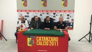 Presentata la partnership tra l'U.S. Catanzaro Calcio 2011 e l'ASD Subbuteo Catanzaro