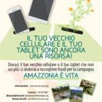 Guardavalle e Chiaravalle C.le – Raccolta cellulari, tablet e carica batterie per beneficenza