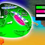 Allerta Meteo Protezione Civile – Arrivano venti forti e temporali