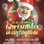 """Catanzaro – Aria di festa con """"The Best Christmas in via Jannelli"""""""