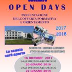 "Open Day al Liceo Scientifico Statale ""A. Guarasci"" di Soverato"