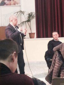"""Soverato – Presentazione del libro di Giulio De Loiro """"Satriano e Don Mimmo Battaglia in un abbraccio d'amore"""""""