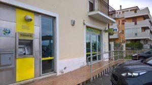 Rapina all'ufficio postale di Sant'Andrea Jonio