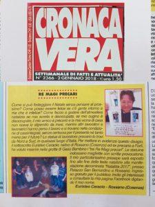 """Rossano – """"Cronaca Vera"""" celebra il successo per i """"Re Magi Precari""""!"""