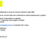 Truffe online. Ancora Poste Italiane e i suoi utenti nel mirino di hacker e truffatori