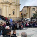 """Si ferma l'avventura di Chiaravalle Centrale a """"Mezzogiorno in Famiglia"""""""