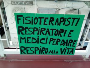 Fibrosi cistica Calabria, sit in di protesta dei pazienti: un solo medico per circa 140 pazienti