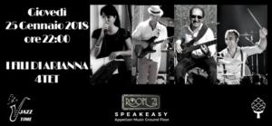 Una serata di Bossa Nova d'autore al Jazz Club Room 21 di Soverato