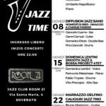 """""""Jazz Time"""" – Ancora quattro appuntamenti di musica live al Jazz Club Room 21 di Soverato"""